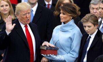 Trampa administrācija pieļauj reliģijas iesaisti politikā