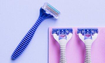 Neparasti, bet noderīgi izmantojumi skuveklim mājas darbos