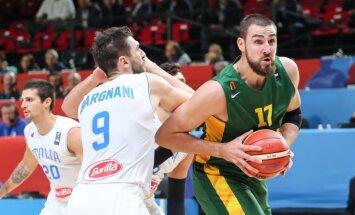 Сборная Литвы прошла сильных итальянцев и поспорит за медали