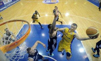 Eiropas kausu izcīņās grib startēt četras Latvijas basketbola komandas
