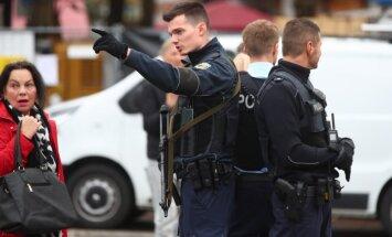 Uzbrucējs ar nazi sadur vairākus cilvēkus Minhenē