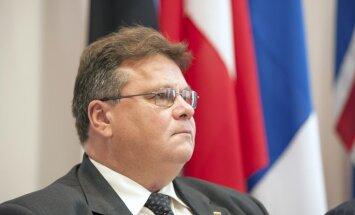 Глава МИД Литвы: НАТО надеется на искреннюю беседу с Россией