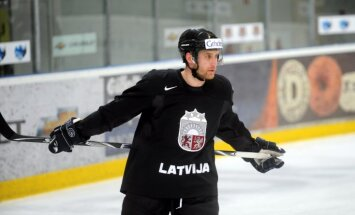 No Latvijas izlases atskaitīts Upītis; pievienojies Aleksejs Širokovs