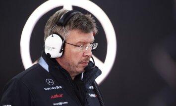 'Ferrari' F-1 komanda grib atgūt Rosu Braunu