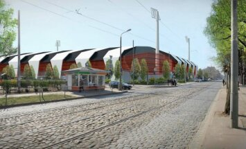 'Arčers' un LFF strīdas par nerealizēto 'Futbola māju' projektu