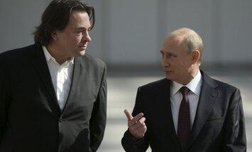 Krievijas Pirmā TV kanāla vadītājs centies izdarīt pašnāvību; medijs informāciju noliedz