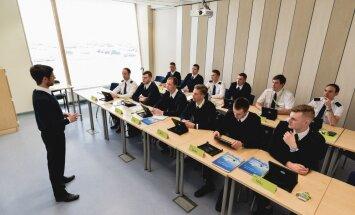 Начался набор студентов в осеннюю группу Академии пилотов airBaltic