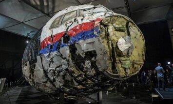 MH17 notriekts no prokremlisko kaujinieku teritorijas ar Krievijas 'Buk', secināts izmeklēšanā