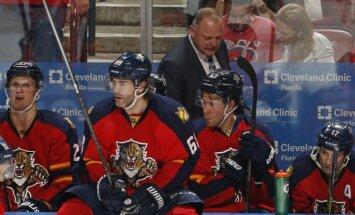 Jaunais NHL klubs Lasvegasas 'Golden Knights' izvēlējies savu pirmo galveno treneri