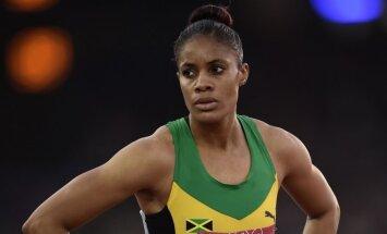 Diviem titulētiem Jamaikas vieglatlētiem draud diskvalifikācija par izvairīšanos no dopinga pārbaudēm