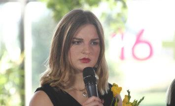 LTV jauniešu seriālā uzmirdz Baibas Sipenieces meita Grieta