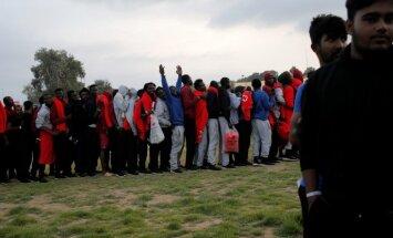 Ziņojums: 2018. gadā Spānija uzņēmusi 40% no migrantiem, kas ieradušies Eiropā, šķērsojot Vidusjūru