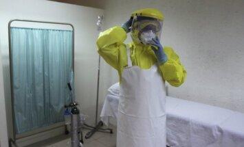 Ņujorkas slimnīcā ievietotais ārsts ir slims ar Ebolas drudzi, apstiprina pārbaudes