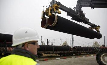 """США намерены сорвать сооружение газопровода """"Северный поток-2"""""""