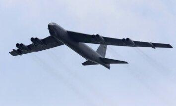 ASV ar F-16, F-22 un gaisa milžiem B-52 bombardē Afganistānas opija laboratorijas