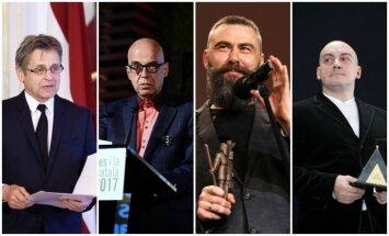 2017. gads kultūrā – spilgtākās radošo personību uzrunas, kas ieies vēsturē