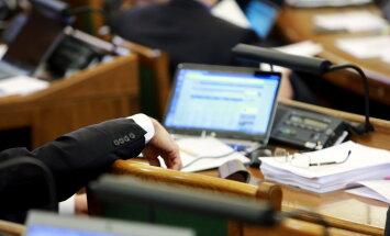 Arvien vairāk iedzīvotāju domā, ka spēj ietekmēt norises Saeimā un valdībā