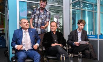 'Delfi TV ar Jāni Domburu': ZZS – dabas bērni savvaļā bez vīzijas un globāla lidojuma