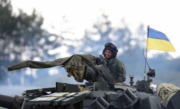 Ukrainas parlaments par prioritāti nosaka valsts iestāšanos NATO