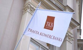 'Trasta komercbankā' arestēti 11 miljoni aizdomīgas naudas