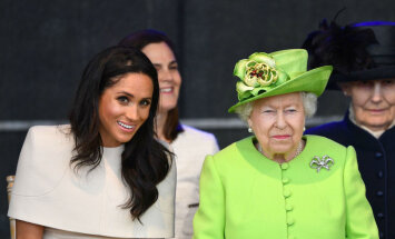 Меган Маркл отказалась от удобных туфель из-за королевы