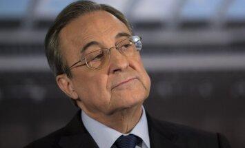 """СМИ: Президент """"Реала"""" создал сайт с целью оказывать давление на судей"""