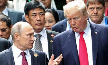 The Times: Великобритания обеспокоена возможностью встречи Трампа и Путина