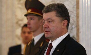 Minskas vienošanās ukraiņiem ir cerība, nevis realitāte, pauž Porošenko