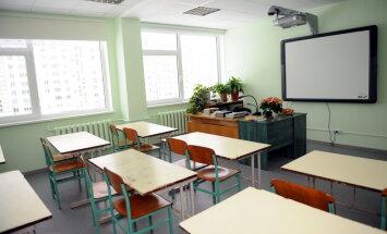 Valdība noteiks minimālo skolēnu skaitu vidusskolās