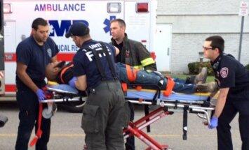 ASV Masačūsetsas štatā nodurti divi cilvēki