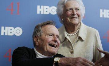 'Der Spiegel' kļūdas pēc publicē nekrologu Džordžam Bušam vecākajam