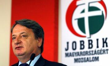 Ungārijas eiroparlamentārietim izvirza apsūdzības spiegošanā Krievijas labā