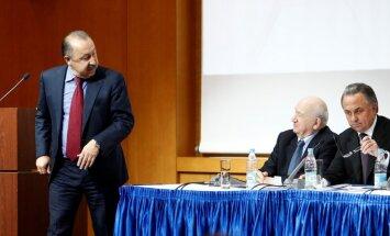 RFS Valeri Gazzayev, Nikita Simonyan, Vitaly Mutko