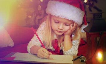 Vēstule Ziemassvētku vecītim: kur un kā sūtīt, lai tā nonāktu pie adresāta