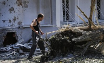 Pēc raķešu apšaudes no Doņeckas stingra režīma cietuma izbēg 106 ieslodzītie