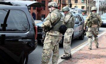 Bostonas sprādzieni: FIB pārmeklē kādu māju