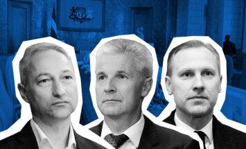 11 tikšanās un jauns sarunvedējs: šonedēļ turpinās stiķēt jauno koalīciju