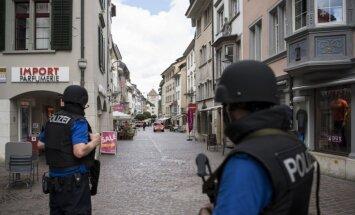 Šveices policija jau vasarā saņēmusi sūdzības par Latvijas pusaudža uzvedību