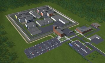 Jaunā Liepājas cietuma izmaksas samazināsies līdz 78,2 miljoniem eiro