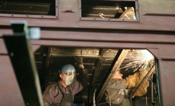 Латвийским предприятиям грозит крупный штраф за задержку с модернизацией поездов