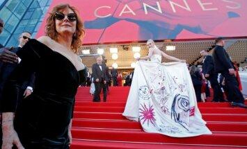 ФОТО: Открылся 70-й Каннский кинофестиваль