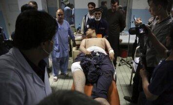 Sprādzienā Kabulas sporta klubā bojā gājuši 20 cilvēki