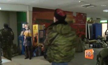 Video: Kā Krievijas brīvprātīgie Tomskā dodas karot uz Ukrainu