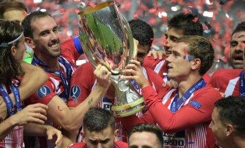 Skaitļi un fakti par Madrides derbiju Tallinā UEFA Superkausa finalā