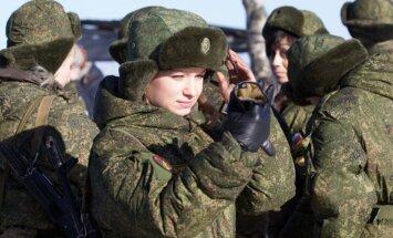 Krievijā pārbaudīs karavīru izturību pret informatīvi psiholoģisku iedarbību