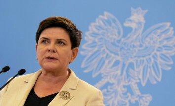 Polija nekad nepiekritīs ES pamešanai, uzsver Šidlo