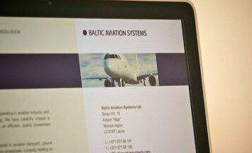 Tiesa uzņēmumu 'Baltijas aviācijas sistēmas' atzīst par maksātspējīgu