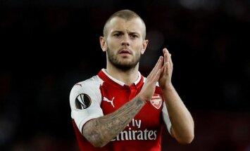 Gerijs Vilšīrs pamet 'Arsenal'