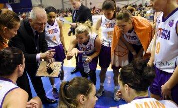 'TTT Rīga' pārliecinoši pieveic 'Vega 1'/'Liepāja' basketbolistes finālsērijas pirmajā mačā