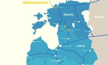 Финско-эстонский подводный газопровод получит от Финляндии 28 млн евро